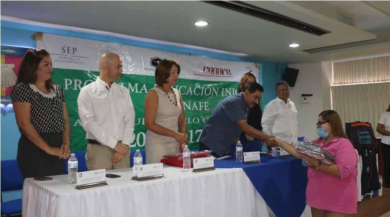 Trabaja SEP en la coordinación de esfuerzos para fortalecer la educación inicial en Baja California Sur