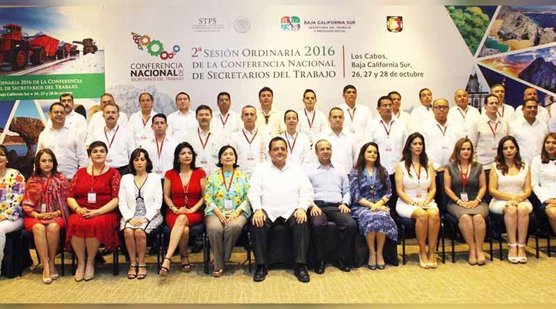 BCS con un elevado crecimiento económico y alta generación de empleo: Navarrete Prida