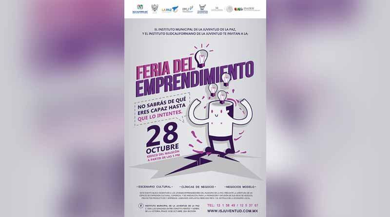 Primer Feria del Emprendimiento para jóvenes paceños