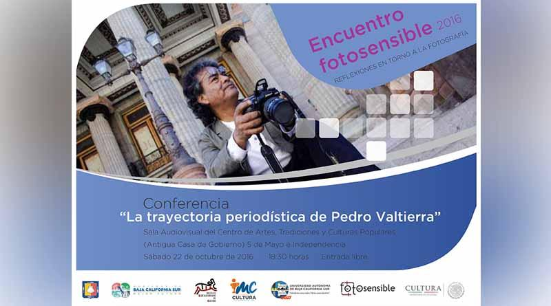 Invitan al Encuentro Fotosensible 2016, reflexiones en torno a la fotografía
