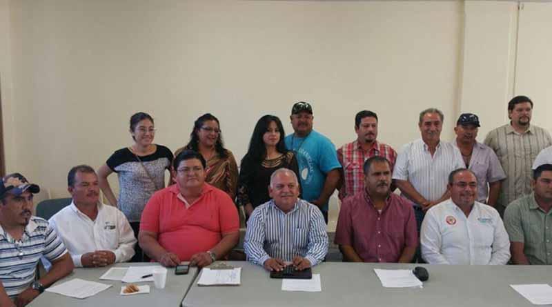 Participa SEPADA en reunión del sistema producto escama
