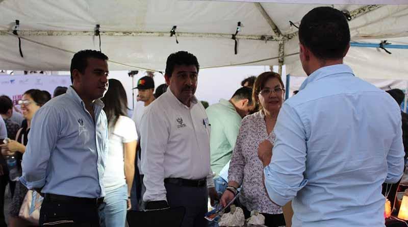 Con éxito se llevó a cabo la Primer Feria del Emprendimiento