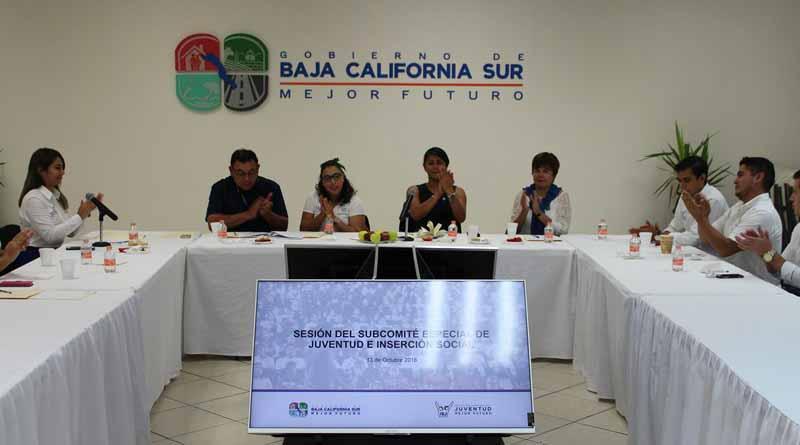 Valida subcomité especial de juventud e inserción social primer informe de CMD