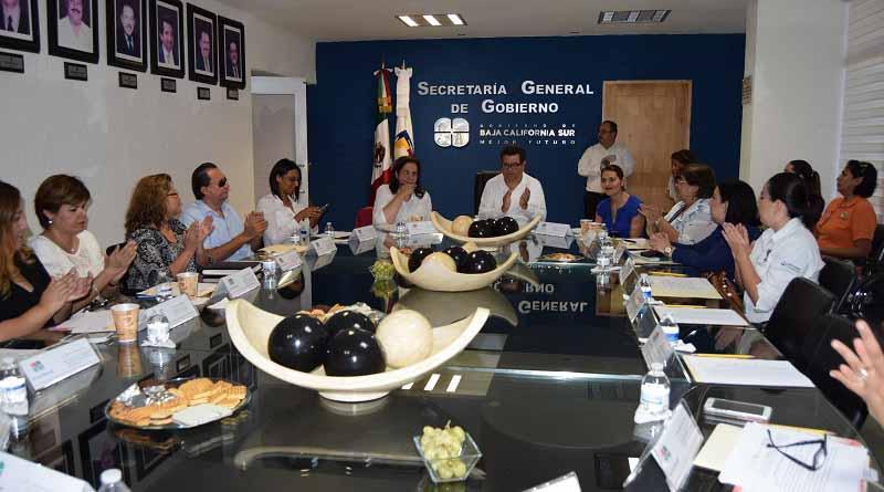 Encabeza MCHI trabajos para la garantía de los derechos de las mujeres migrantes EN BCS