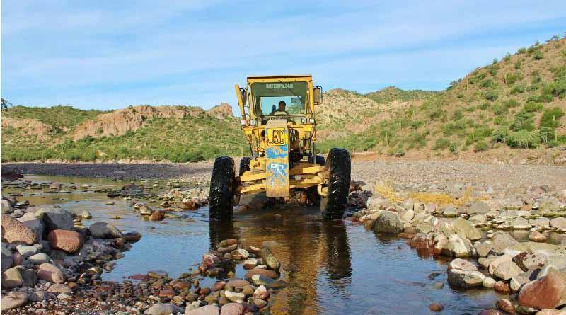 Trabaja JEC en abrir acceso a San Baltazar
