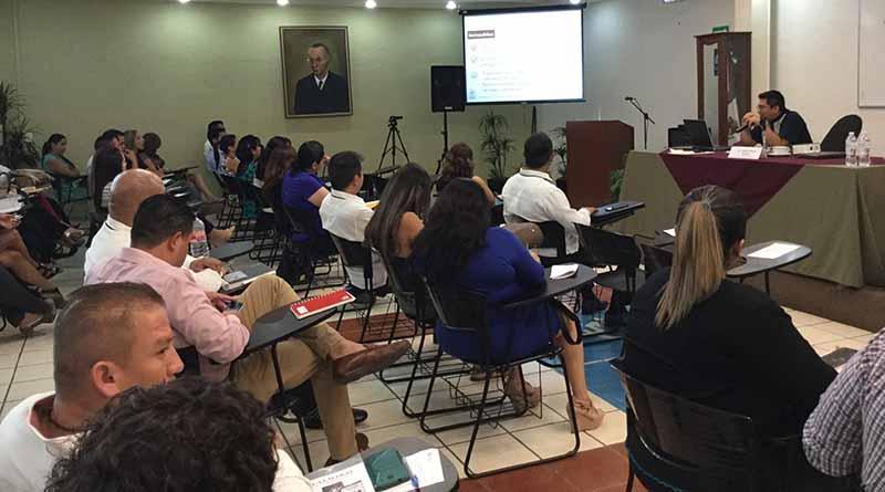 La junta local de conciliación y arbitraje fortalece sus cursos de actualización jurídica: STPS