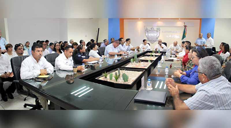 """Segunda jornada de participación ciudadana """"Diez por La Paz"""" en conjunto con los tres niveles de gobierno"""