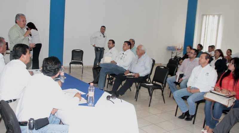Validan plan municipal para el desarrollo rural sustentable de La Paz
