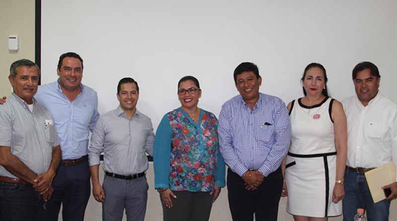 Presentan ante integrantes de comisión de catastro en el congreso del estado actualización del 3% en el impuesto predial