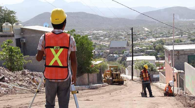 Inician trabajos de pavimentación en ocho calles de los municipios de Los Cabos y La Paz