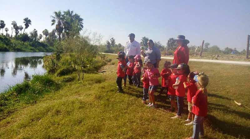 Se promueven para los estudiantes, visitas guiadas al Estero Josefino