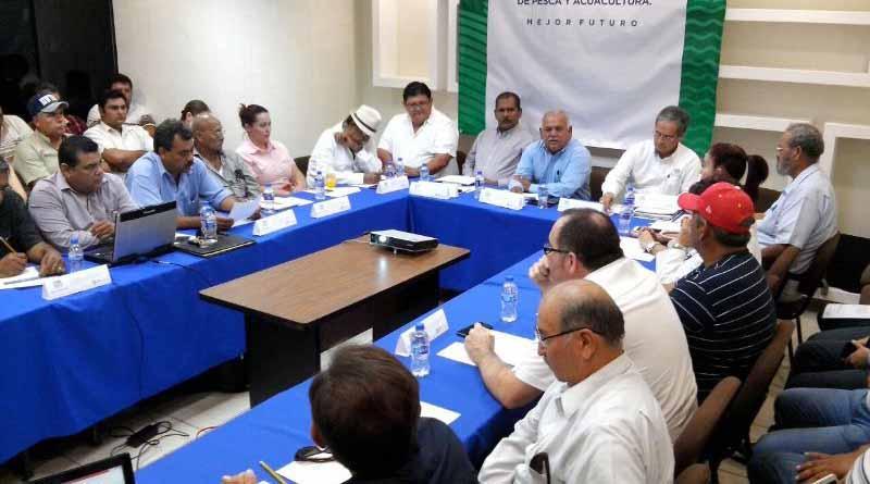 Encabeza Fernando García sesión del subcomité sectorial de pesca y acuacultura