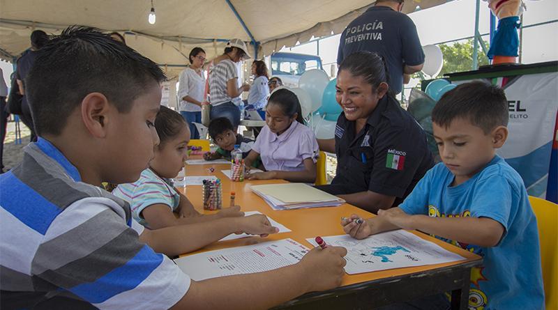 Participa la D.G.S.P.P.P. y T.M. en la Segunda Jornada Diez por la Paz