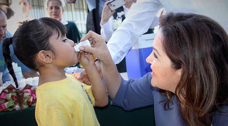 SSA de BCS Inició la 3ª semana de salud con la meta de realizar 324 mil acciones