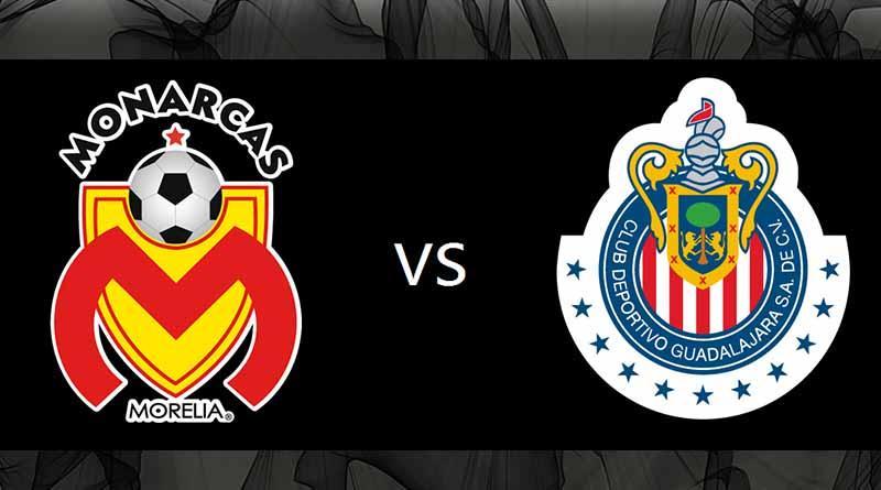 Chivas vence 2-1 a Morelia en partido amistoso