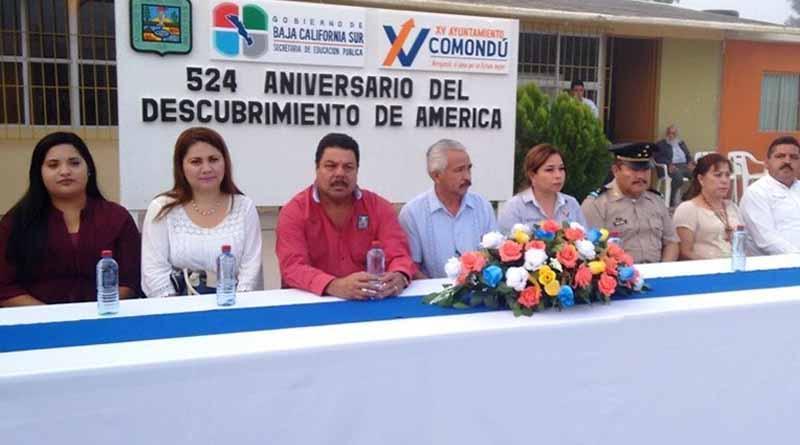 Conmemoran 524 Aniversario del Encuentro de Dos Mundos