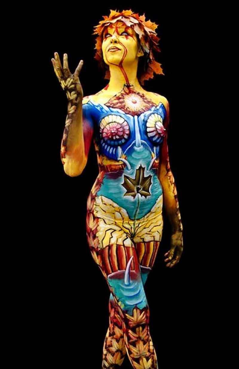 Organiza IMCA primer concurso de Body Painting; repartirá más de 11 mil pesos en premios