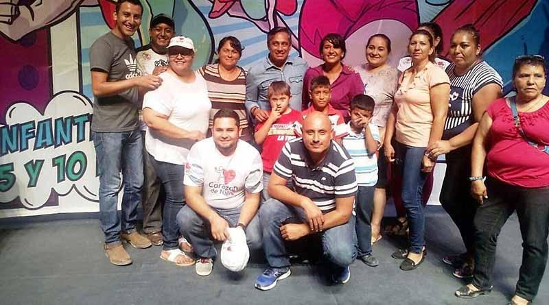 """Niños de Comondú Participan """"2da  carrera  de Súper Héroes  de Corazón"""""""
