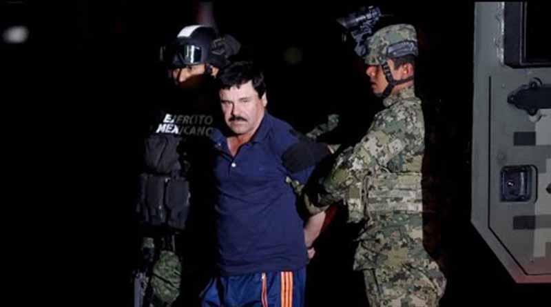 """Extradición de """"El Chapo"""" a Estados Unidos, a más tardar en febrero: Renato Sales"""
