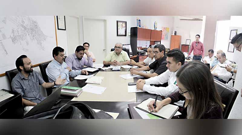 Ayuntamiento de La Paz trabaja en el proyecto ejecutivo para la rehabilitación de ciclovía Forjadores: Isidro Ibarra Morales