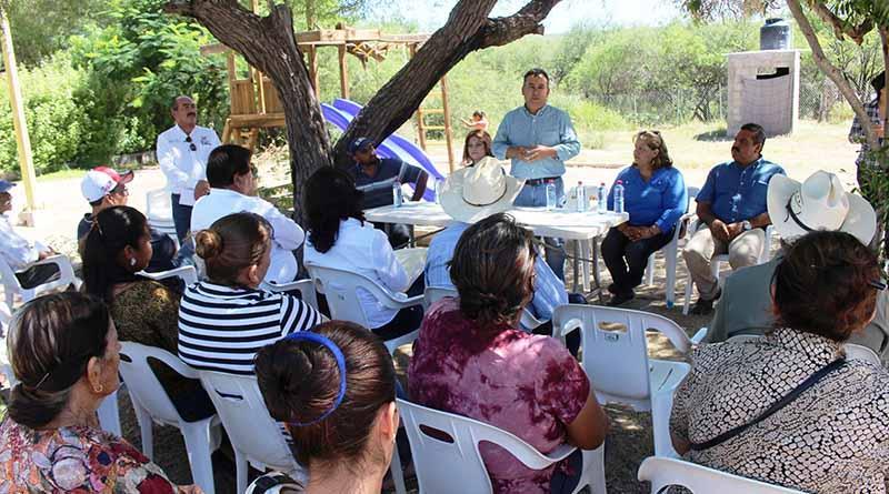 Ninguna Comunidad de Comondú Esta Sola, Tienen Respaldo de su Gobierno: FPC