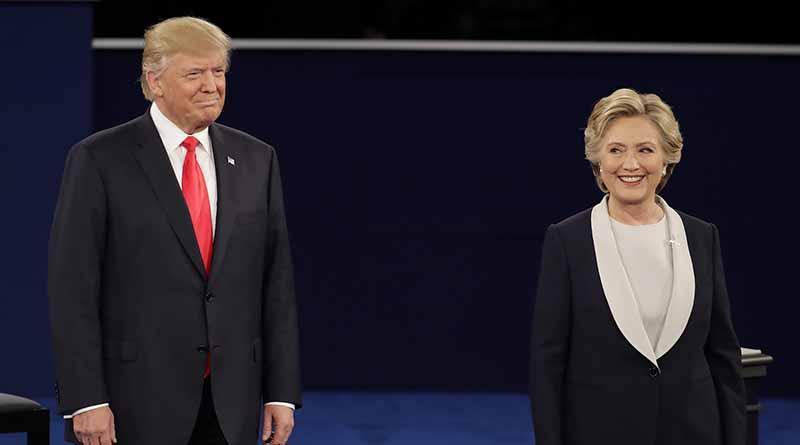 Segundo debate presidencial en EUA fue un vulgar espectáculo, señala prensa