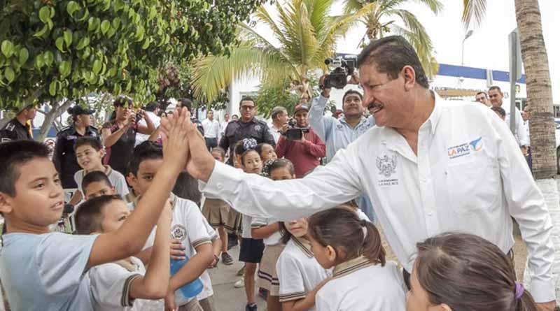 Reforzaremos las acciones en el ámbito deportivo, Alcalde de La Paz