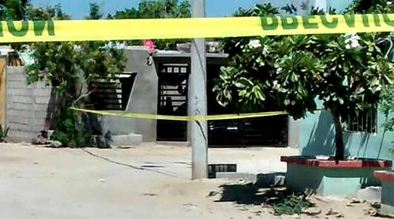 Asesinan a dos sujetos dentro de vivienda en colonia El Progreso de La Paz