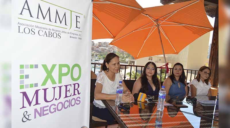Expo Mujer y Negocios AMMJE abre una ventana a las nuevas emprendedoras