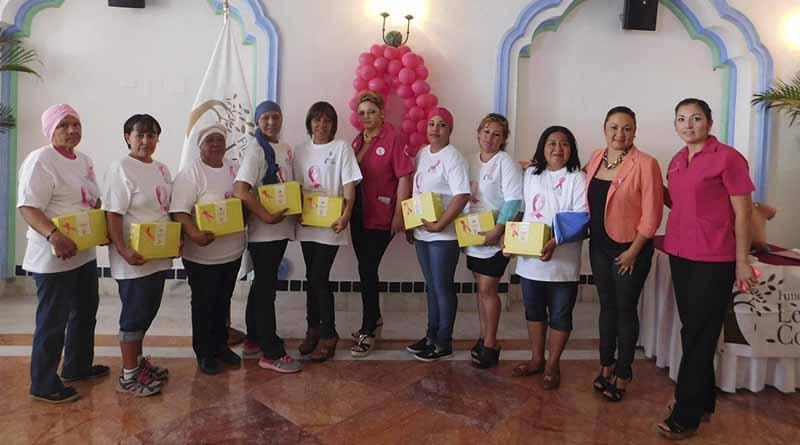 Fundación Letty Coppel cambia la vida a 10 mujeres