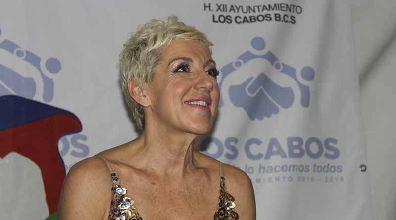 Los Cabos aparte de maravilloso tiene una energía especial: Ana Torroja