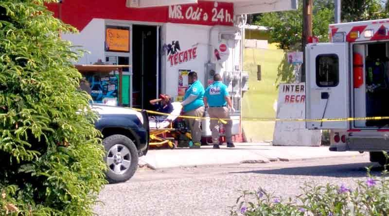 Matan en un expendio a un hombre y hieren a otro en La Paz