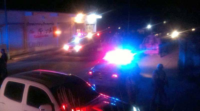 Matan a balazos a un hombre en El Zacatal