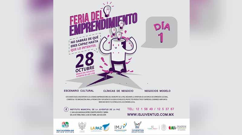 Inauguran Feria de la Alimentación, Activación Física y Consumo de Agua Simple