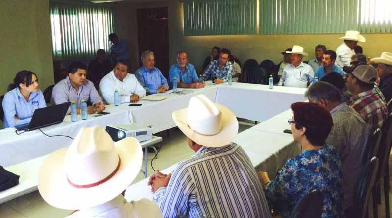 Favorecerán gobierno estatal y FIRA con un mayor financiamiento a sectores productivos