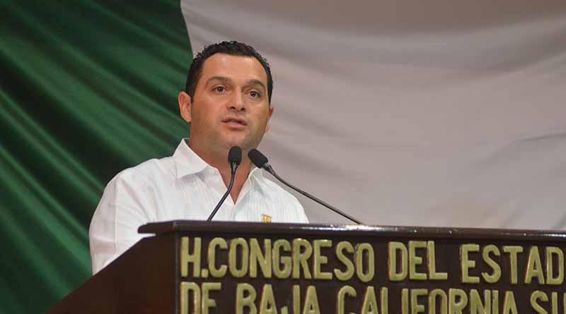 La Comisión de Seguridad Pública  del Congreso respalda las acciones anunciadas por el Gobernador del Estado: Dip. Edson Gallo Zavala