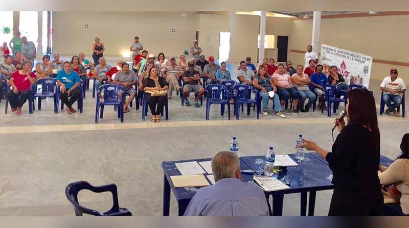 Integran Comités en San Juanico, Para Acceder a Programas Sociales de Congregación Mariana Trinitaria