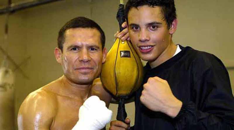 """Ex boxeador Julio César Chávez cree que el """"Junior"""" volverá más fuerte"""