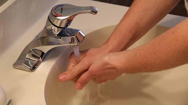 Este sábado, Día Mundial del Lavado de Manos