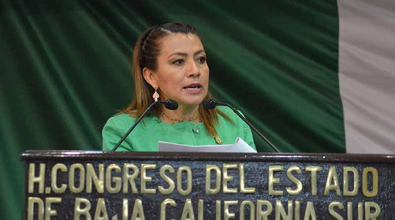 """Exhorta la Diputada Saldaña a sumarse al programa """"VIVIR EN PAZ"""""""