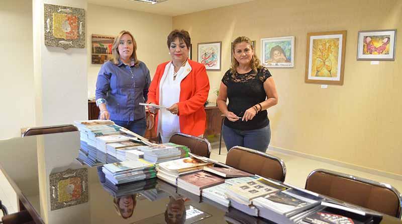 Entregamos a la Biblioteca del Poder Legislativo un importante acervo donado por el Senado de la República: Diputada Irma Patricia Ramírez Gutiérrez