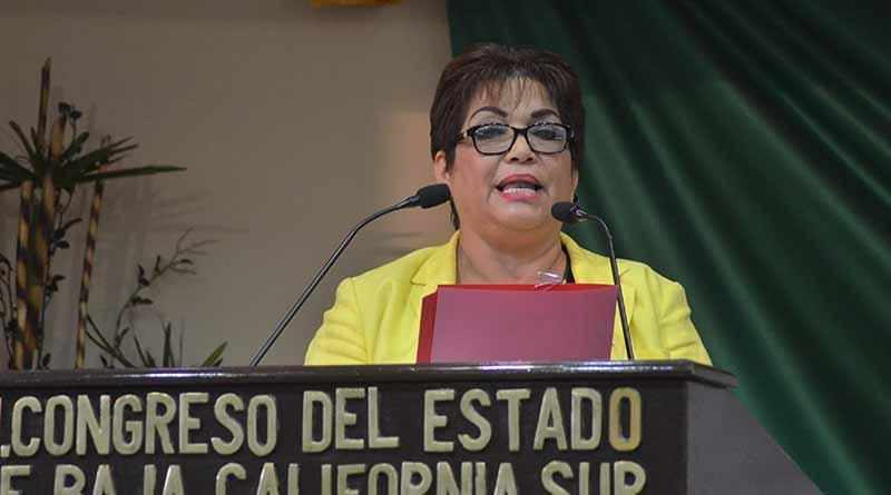 Diputadas del Congreso del Estado recuerdan los 63 años del Voto Femenino en México