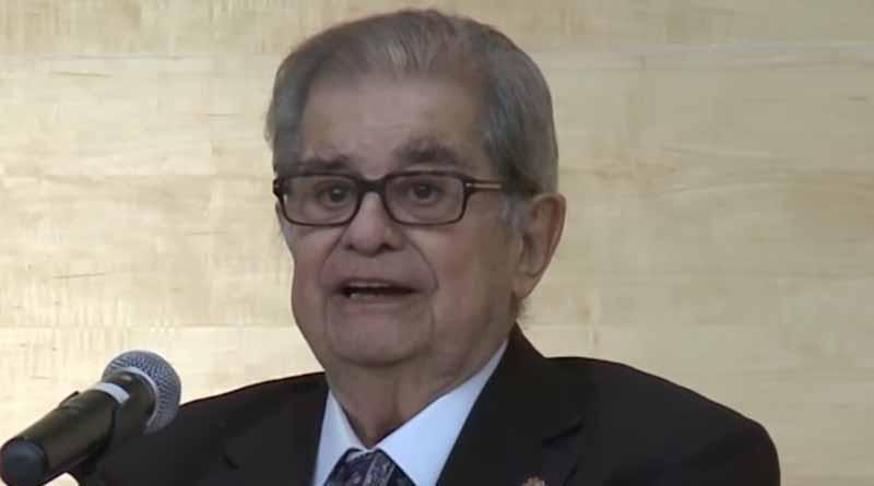 El Congreso del Estado reconocerá al historiador Miguel León Portilla