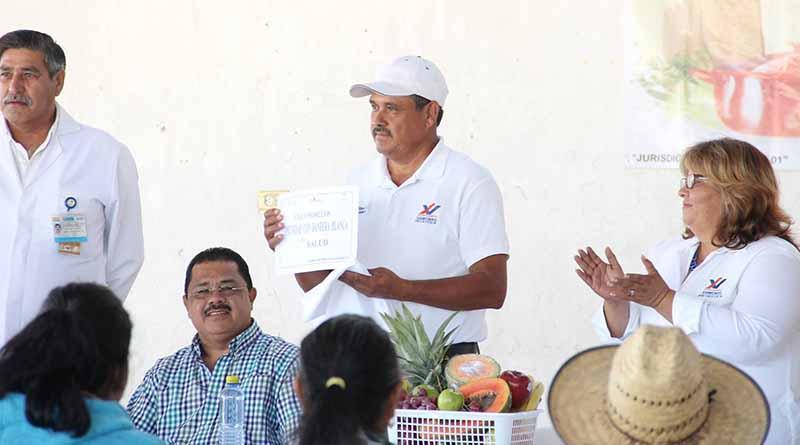 Villa Morelos Certificada como una Comunidad Limpia y Saludable
