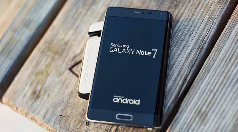Samsung cancela producción y venta del Galaxy Note 7