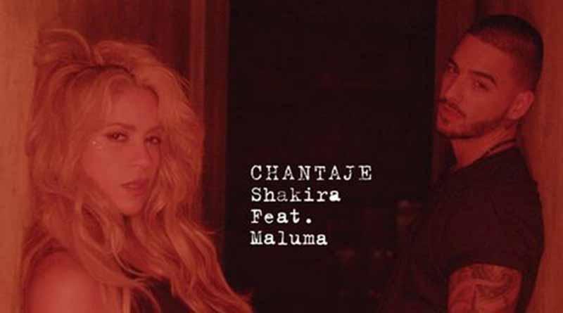 """El """"Chantaje""""de Shakira y Maluma"""
