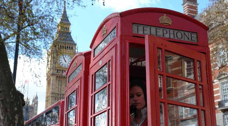 Icónicas cabinas telefónicas rojas de Londres viven trasmutación