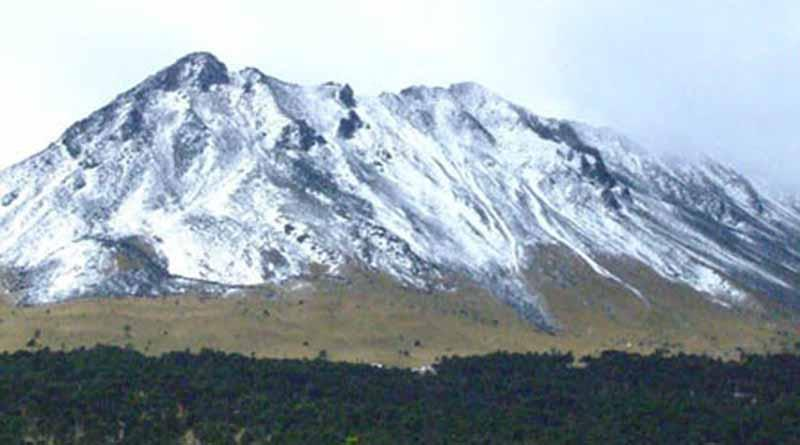 Determinan permisos y prohibiciones a visitantes del Nevado de Toluca