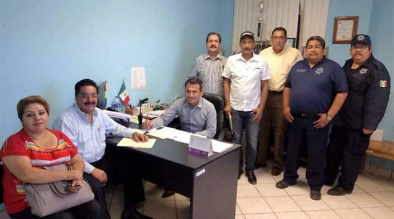 Proyecto Para Mejorar Vialidad en Mercado Municipal, Impulsa Ayuntamiento de Comondú