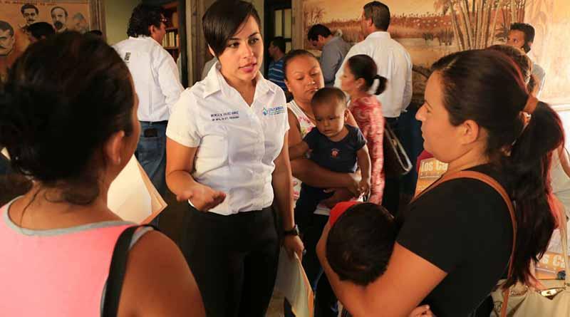 A un año de Gobierno brinda atención ciudadana 13 mil apoyos a Cabeños